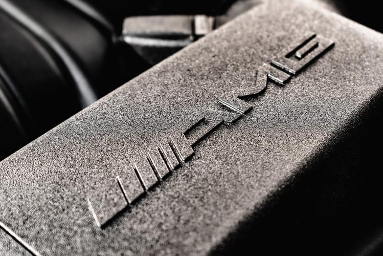 2012 Mercedes-Benz C63 AMG Black Series 62