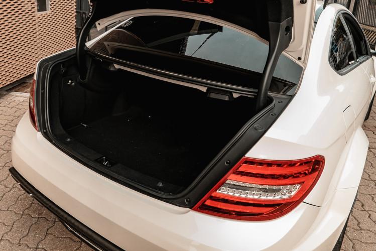 2012 Mercedes-Benz C63 AMG Black Series 57