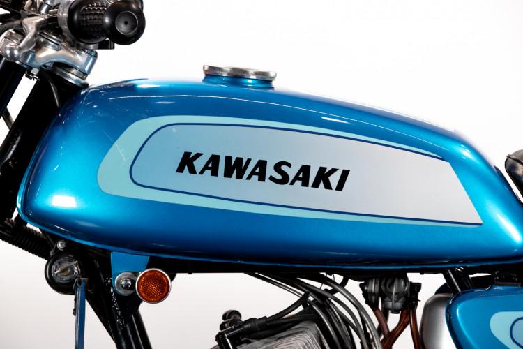1971 Kawasaki Mach III H1 500 9