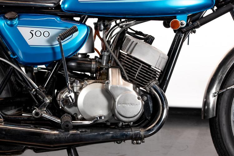1971 Kawasaki Mach III H1 500 16