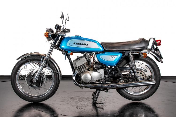 1971 Kawasaki Mach III H1 500 0