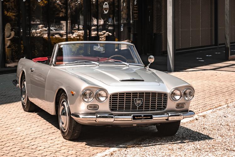 1963 Lancia Flaminia Touring Convertible 2500 3C  7