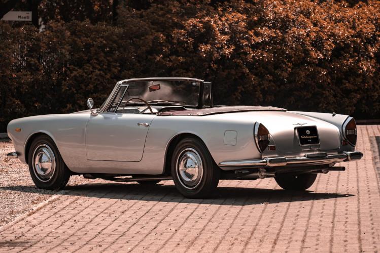1963 Lancia Flaminia Touring Convertible 2500 3C  1