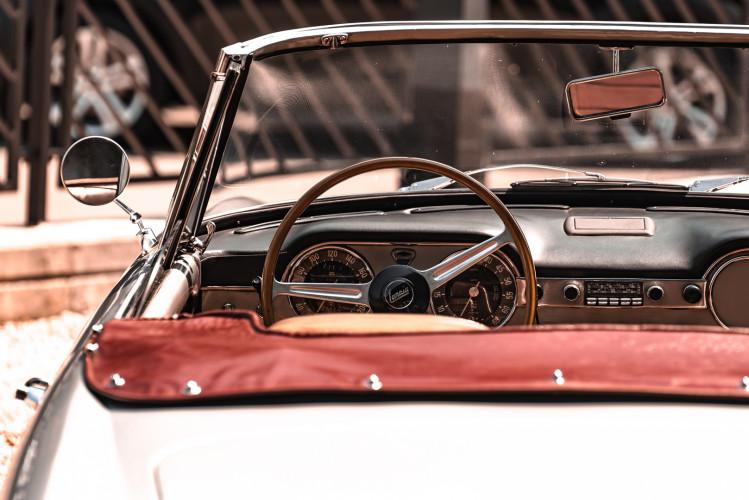 1963 Lancia Flaminia Touring Convertible 2500 3C  27