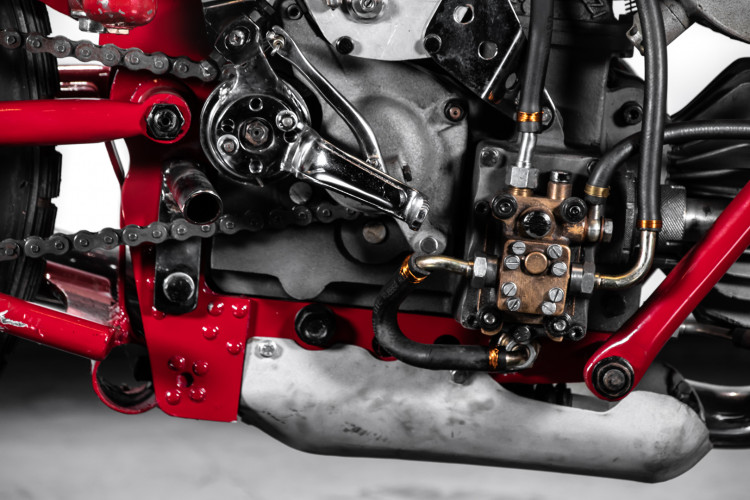 1938 Moto Guzzi 250 Compressore 13