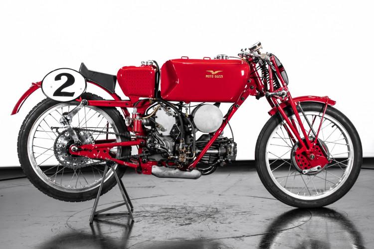 1938 Moto Guzzi 250 Compressore 1