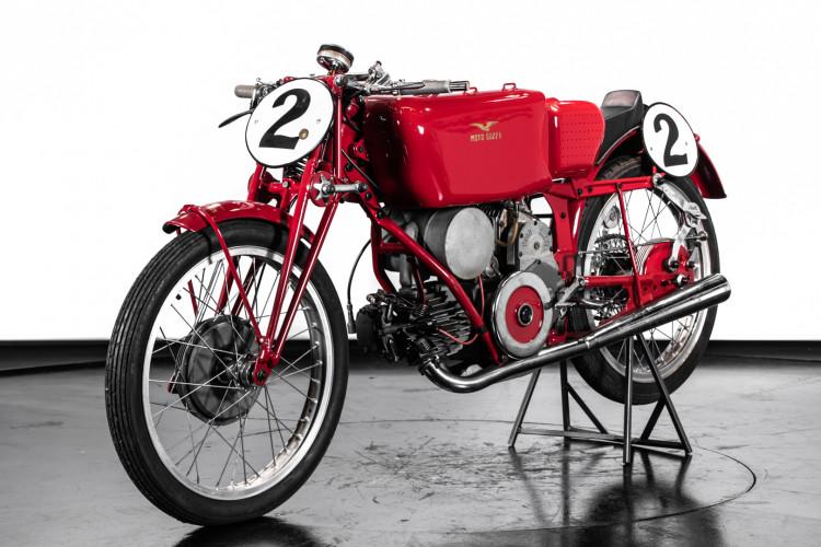 1938 Moto Guzzi 250 Compressore 4