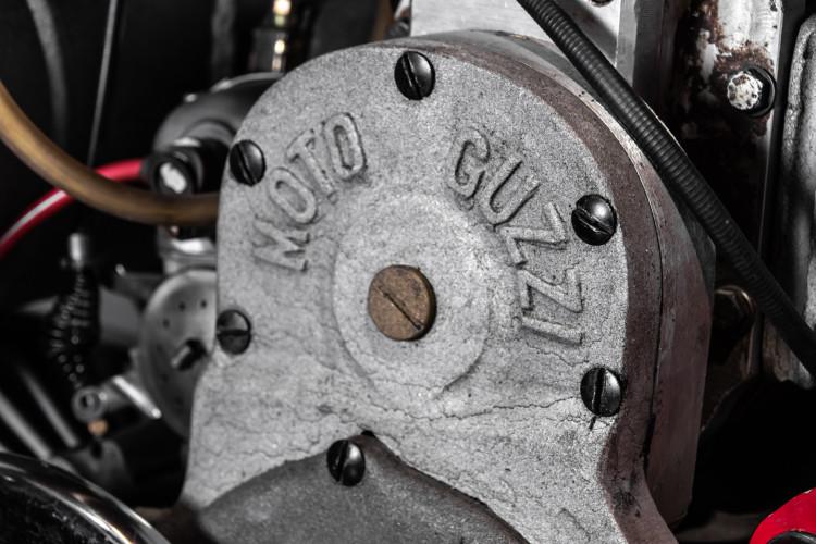 1938 Moto Guzzi 250 Compressore 20