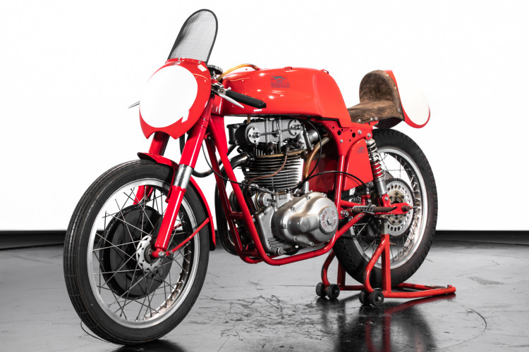 1930 Parilla 250 da Corsa 0