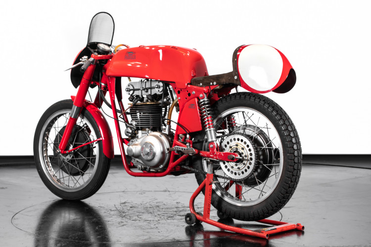 1930 Parilla 250 da Corsa 2
