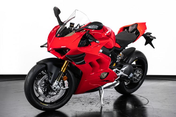2021 Ducati Panigale V4S 4