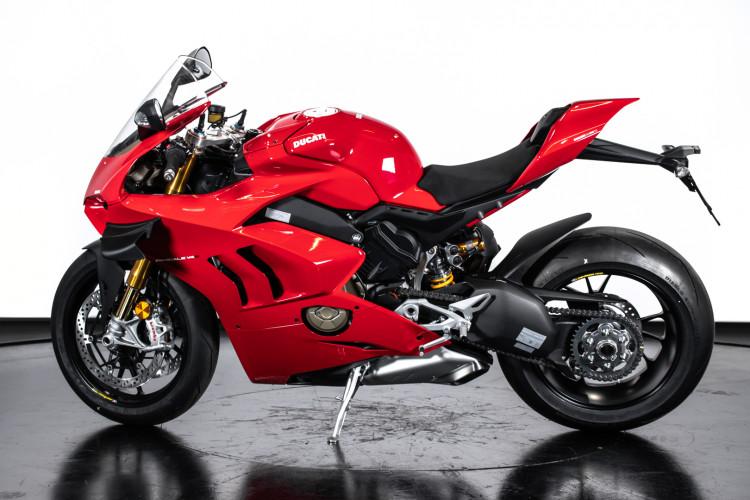 2021 Ducati Panigale V4S 0