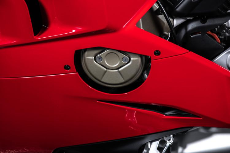 2021 Ducati Panigale V4S 10