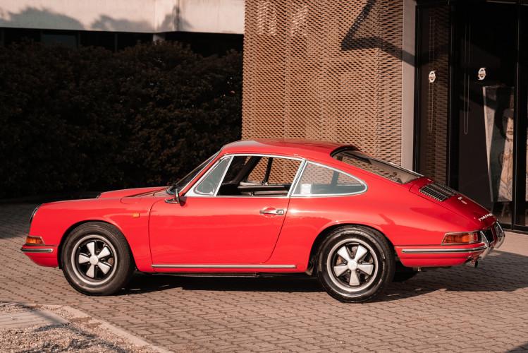 1967 Porsche 912 5
