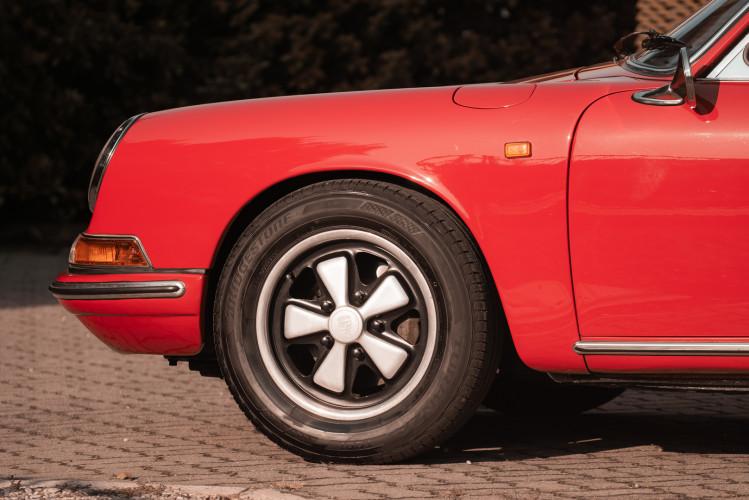 1967 Porsche 912 12