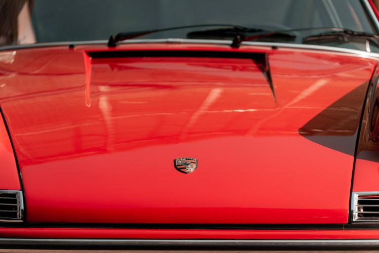 1967 Porsche 912 16