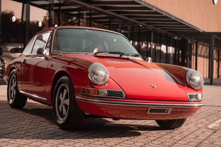 1967 Porsche 912 6