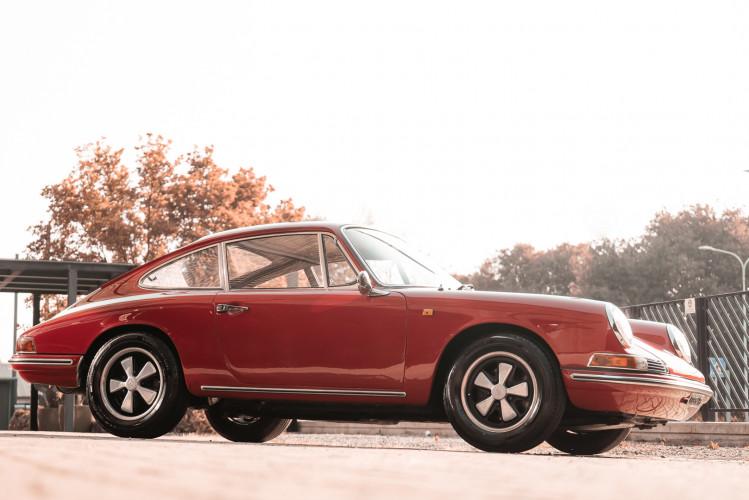 1967 Porsche 912 8
