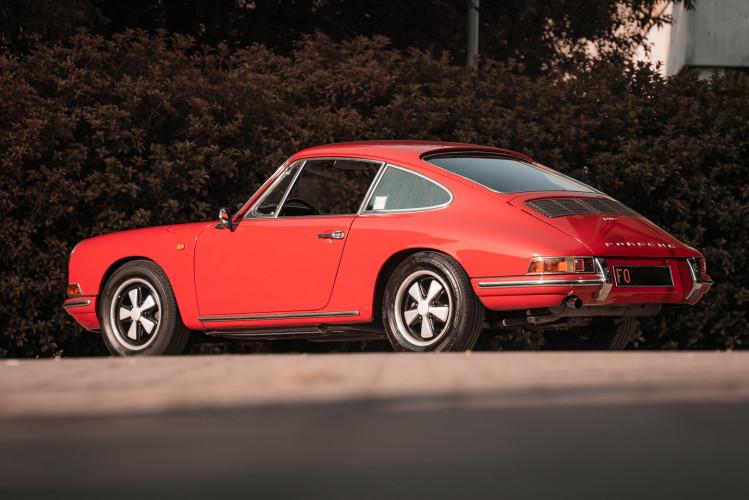 1967 Porsche 912 4