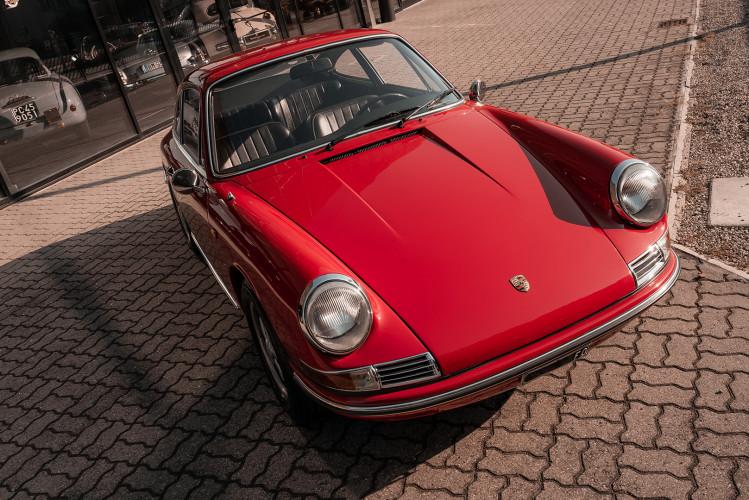 1967 Porsche 912 9
