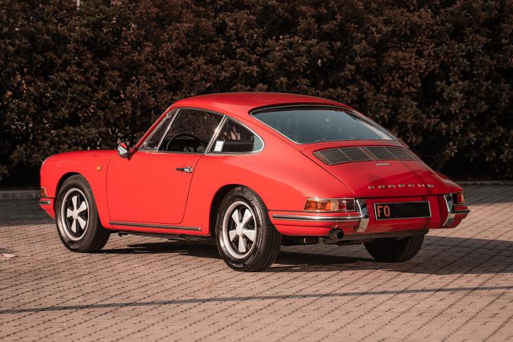 1967 Porsche 912 1