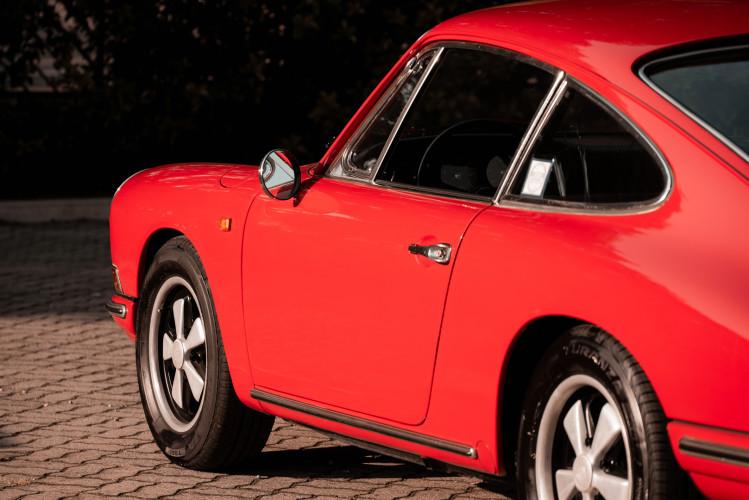 1967 Porsche 912 13