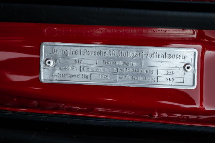 1967 Porsche 912 49