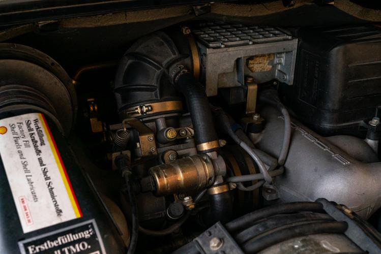 1989 Porsche 911 Speedster Turbo Look 21