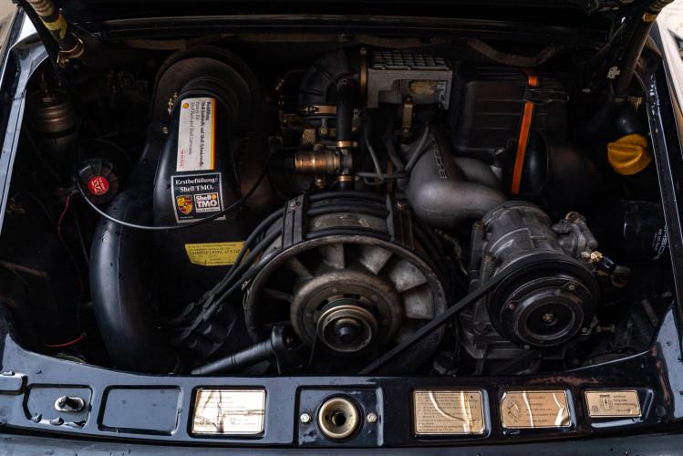 1989 Porsche 911 Speedster Turbo Look 26