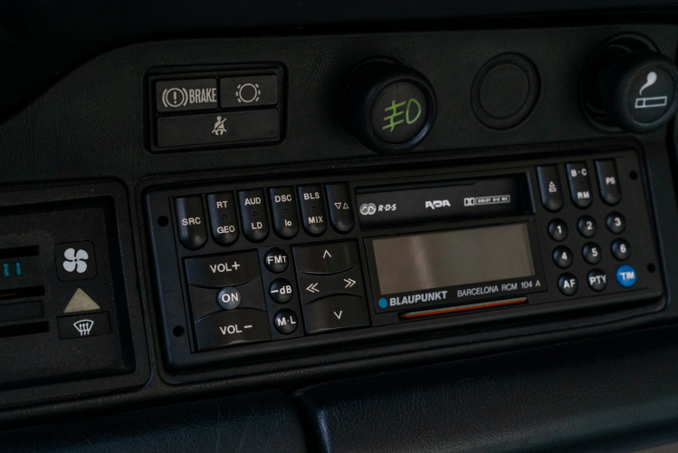 1989 Porsche 911 Speedster Turbo Look 41
