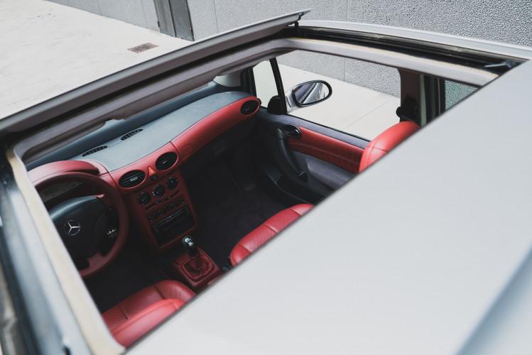 1999 Mercedes-Benz A160 Mika Hakkinen Edition 145/250 10