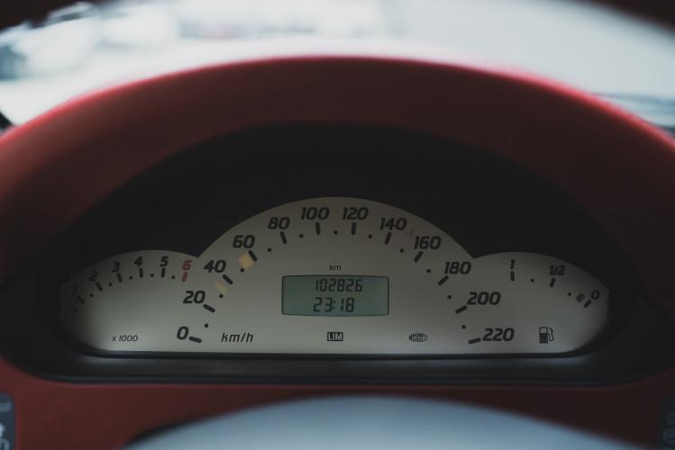 1999 Mercedes-Benz A160 Mika Hakkinen Edition 145/250 20