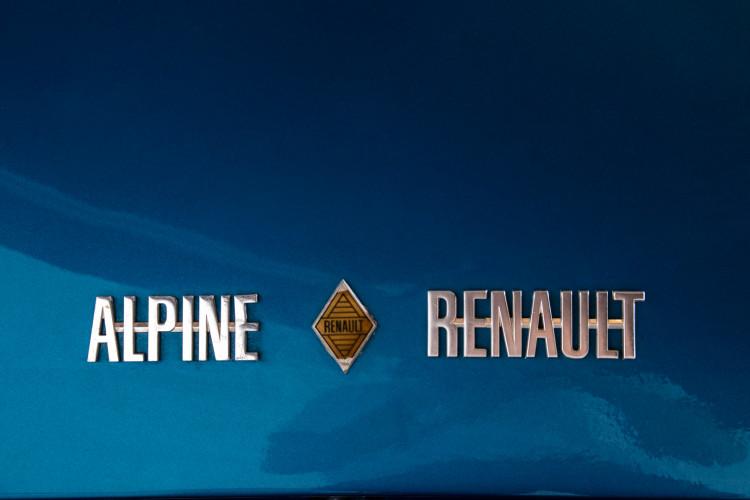 "1972 Alpine-Renault A110 1600 S ""VB"" 20"