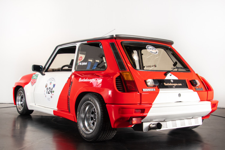 1984 Renault 5 Turbo 2 2