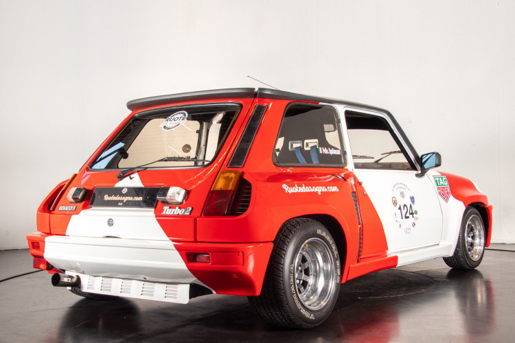 1984 Renault 5 Turbo 2 5