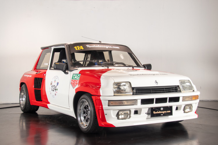 1984 Renault 5 Turbo 2 8