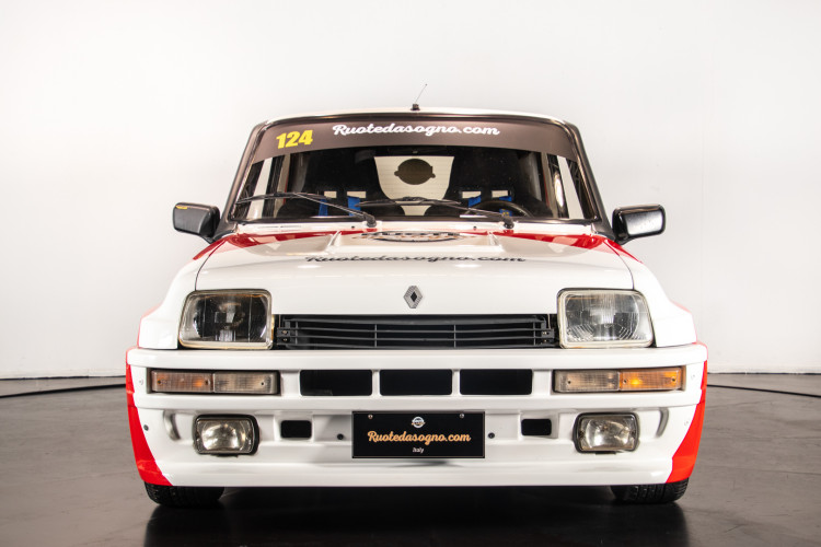 1984 Renault 5 Turbo 2 9