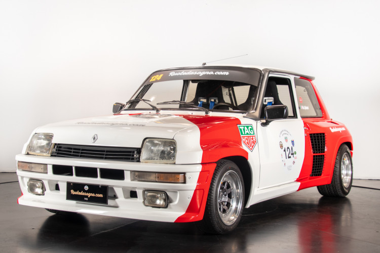 1984 Renault 5 Turbo 2 0