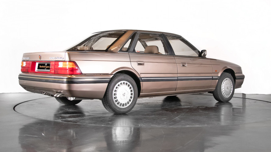 1988 Austin Rover XS 820 Sterling 4