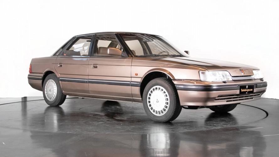 1988 Austin Rover XS 820 Sterling 2