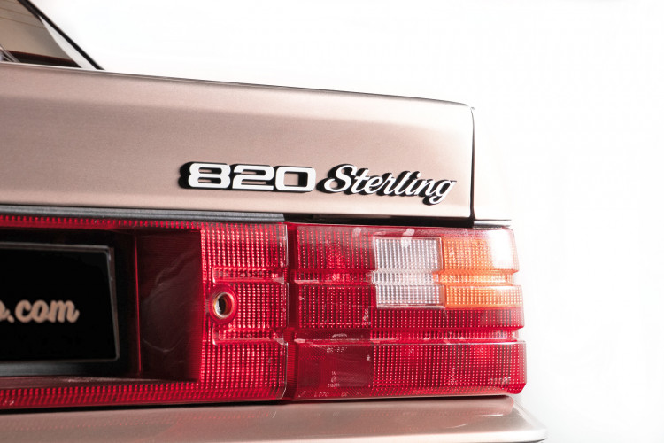 1988 Austin Rover XS 820 Sterling 25