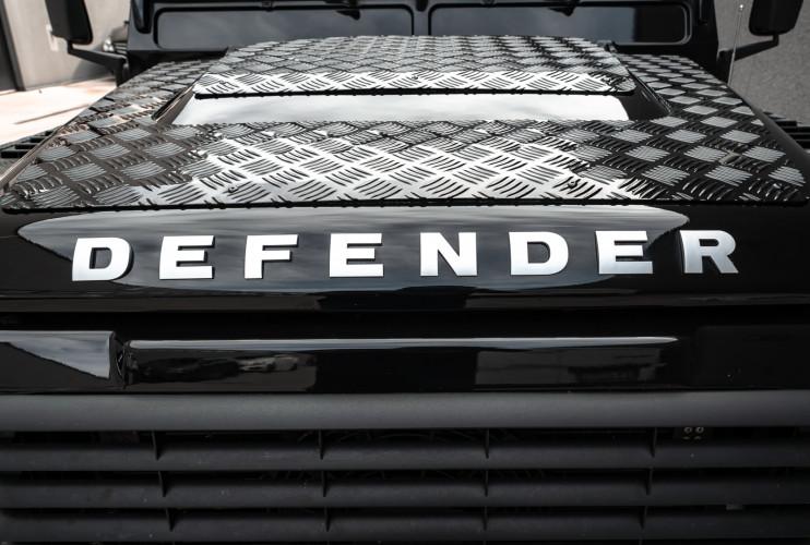 2008 Land Rover Defender 90 2.4 TD4 16