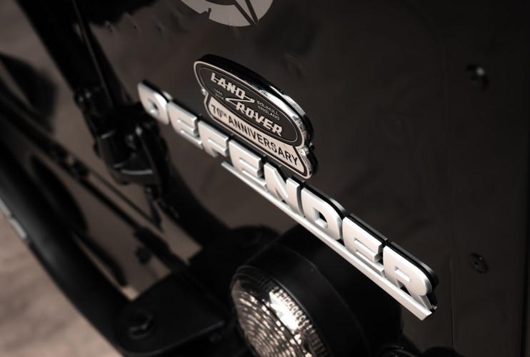 2008 Land Rover Defender 90 2.4 TD4 17