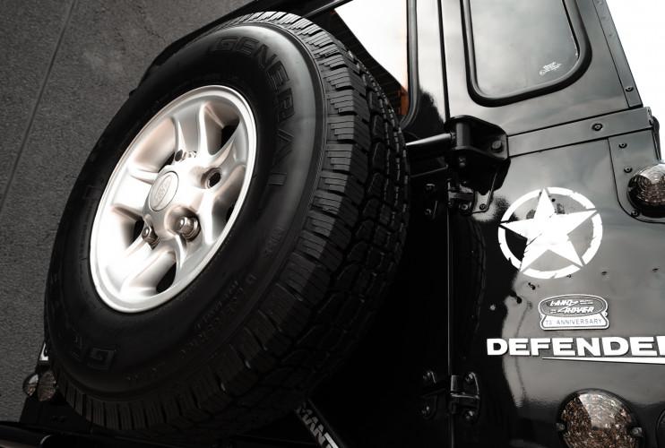 2008 Land Rover Defender 90 2.4 TD4 20