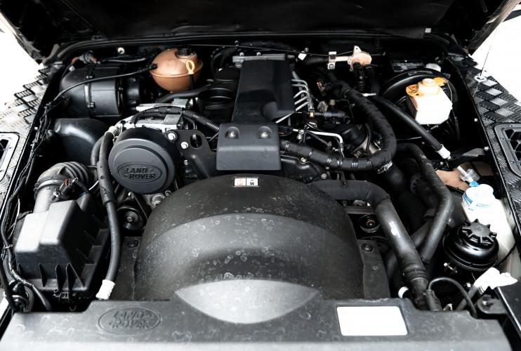 2008 Land Rover Defender 90 2.4 TD4 48