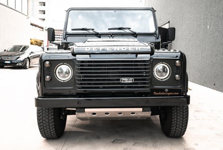 2008 Land Rover Defender 90 2.4 TD4 2