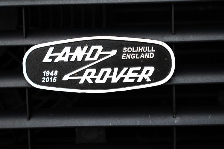 2008 Land Rover Defender 90 2.4 TD4 24