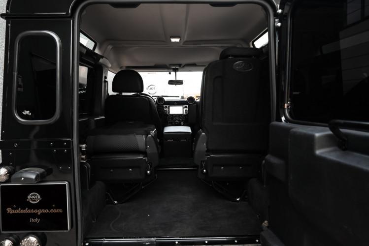 2008 Land Rover Defender 90 2.4 TD4 43