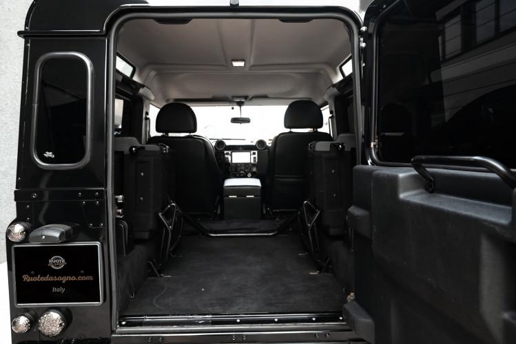 2008 Land Rover Defender 90 2.4 TD4 45
