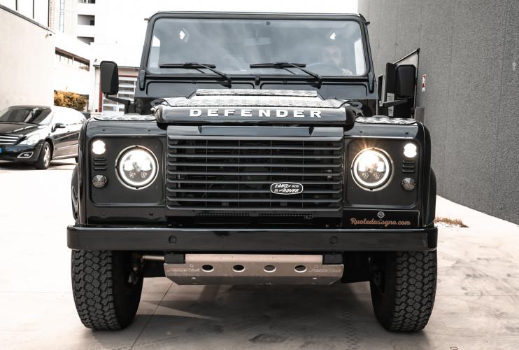 2008 Land Rover Defender 90 2.4 TD4 4